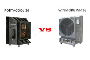 Portable Air Conditioner Evaporative Cooler Swamp Cooler pictures & photos