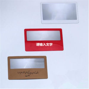 3X Portable Handheld Multi-Functional Mini Reading Magnifier Lamp/Lens (EGS-FNR) pictures & photos
