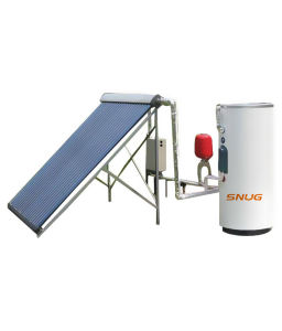 Intelligentized Solar Split Hot Water System with Controller pictures & photos