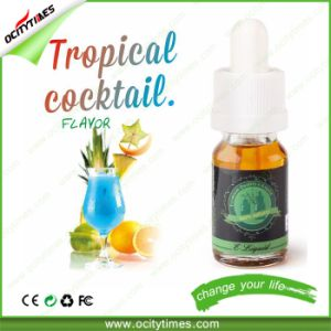Ocitytimes Best Selling 10ml/20ml/30ml/50ml Electronic Cigarette E Liquid pictures & photos
