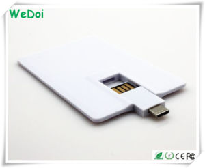 New Card OTG USB Flash Drive with Customized Logo (WY-pH21) pictures & photos