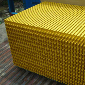 Fiberglass Grating. Pultruded Grating, FRP/GRP pictures & photos