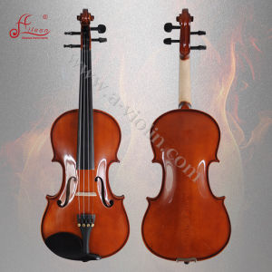 Aileen Brand High Quality Solid Wood Violin (AVL-13) pictures & photos