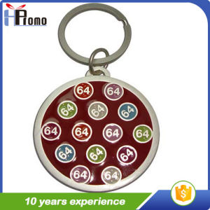 Cheap Custom Fashion Metal Keychain pictures & photos
