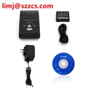 Zcs Wireless Bluetooth Thermal Receipt Printer with Sdk