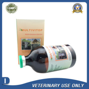 Veterinary Drugs of Multivitamin Injection (50ml/100ml) pictures & photos