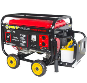 Power Value Taizhou Zh2500 Single Phase Mahindra Generators Price 2kw Generator pictures & photos