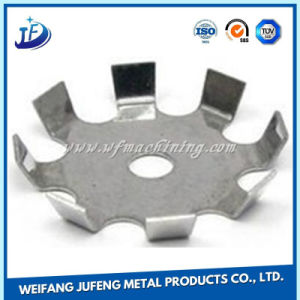 Air Conditioner Aluminum Foil Tape Metal Stamping with Electroplating pictures & photos