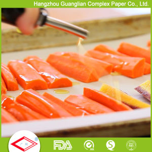 380X580mm Greaseproof Baking Parchment Paper for Food Cooking pictures & photos