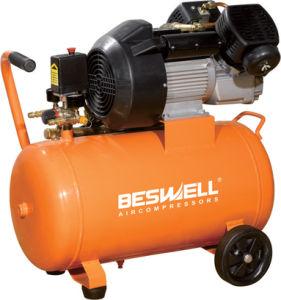 50liter or 100liter V-Twin Piston Cylinder Air Compressor pictures & photos