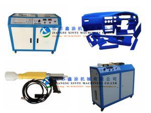 Automotive Dashboard Electrostatic Flocking Equipment pictures & photos