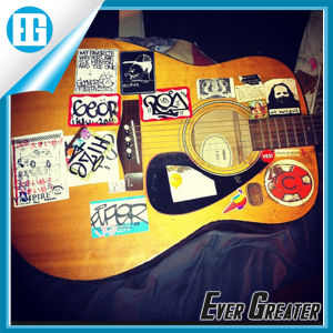 Customized Guitar Stickers and Decals for Sale pictures & photos