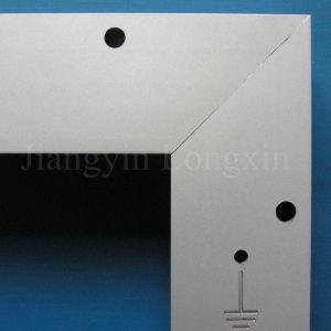Sliver Anodized Aluminium Profile for Solar Panel pictures & photos
