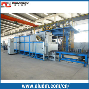 New Design Magnesium Electrical Billet Heating Furnace in Aluminum Extrusion Machine pictures & photos