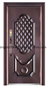 Low Price Bullet Proof Stainless Steel Security Door pictures & photos