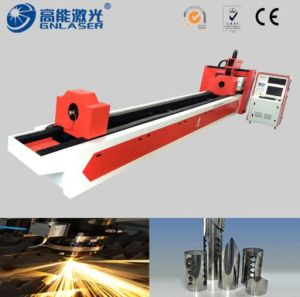 Metal Laser Cutting Machine for 3D Tube Loading