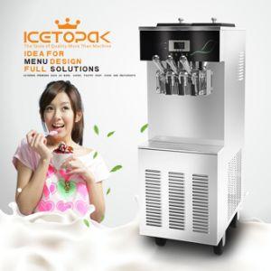 IP482s Floor Standing Soft Ice Cream Machine