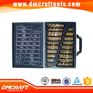 170 PCS Nitrided Titanium Metal Drill Set pictures & photos