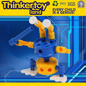 Thinkertoyland 3+ Children DIY Free Build Toy Robot pictures & photos