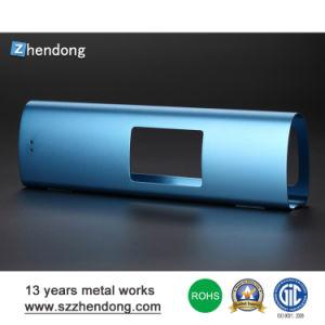Anodized Aluminum Enclosure Box OEM Anodizing Aluminum Shell