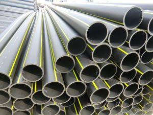 Dn25 Pn0.7 PE100 High Quality PE Pipe for Gas Supply pictures & photos
