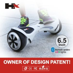 with LED Light Personal Transporter Self Balance Scooter Two Wheels pictures & photos
