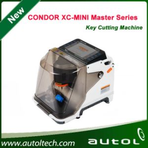 New Generation of Condor Xc-007 Master Series Automatic Key Cutting Machine Ikeycutter Condor Xc-Mini Key Cutting Machine pictures & photos
