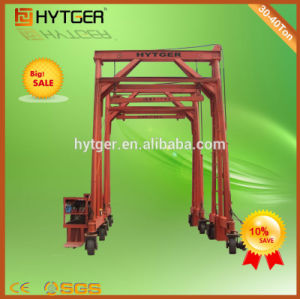 30/36/40tons Mast Mobile Container Crane pictures & photos