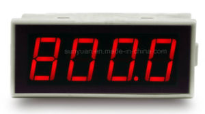 2-Wire 4-20mA 4-Digit LED Display Meter pictures & photos