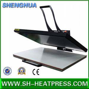Hot Sale Big Large Size Manual Heat Press Transfer Machine for Sale pictures & photos