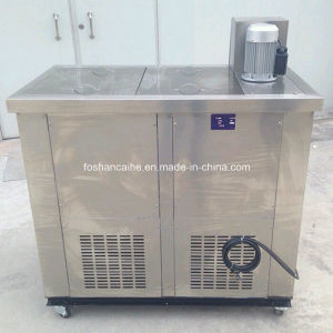 Xsflg Dubai Popsicle Machines/2 Mould Popsicle Machine pictures & photos