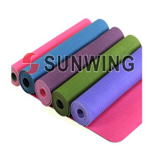 2015 New Eco Friendly Yoga Mat pictures & photos