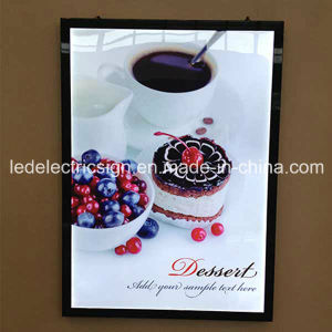 LED Light Box Single Side Aluminum Frame for Advertising Sign pictures & photos