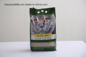 Katze King Original Color Dust -Less Bentonite Cat Litter pictures & photos