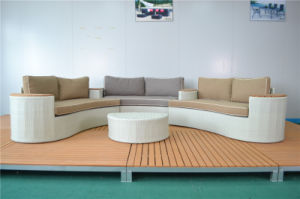 SGS Approved Competitive Price Outdoor Rattan Wicker Patio Furniture pictures & photos