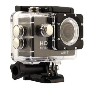 Full HD 12MP 1080P WiFi Helmet Sports Action Waterproof Camera pictures & photos