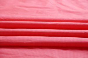 Nylon Double Line Check Taffeta Fabric