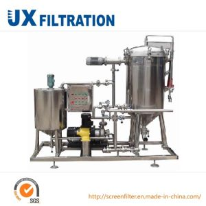 Stainless Steel Diatomite Beer Filter Machine pictures & photos