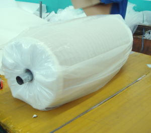 50 Microns 1000mm Width Household Aluminum Foil Roll pictures & photos