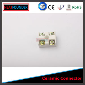 Ceramic Terminal Strip Connectors with High Quality Brass pictures & photos