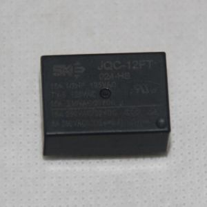Subminiature High Power Electromagnetics Relay (JQC-12FT)