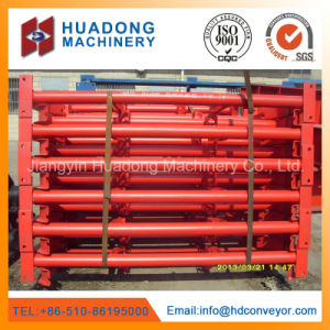 Belt Conveyor Bracket with Steel Structure Supporting Frame pictures & photos