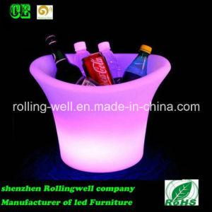 LED Ice Bucket /LED Illuminated Ice Bucket/LED RGB Ice Bucket