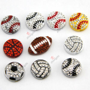 Latest Design 8mm Sportsball Jewelry for DIY Accessories pictures & photos