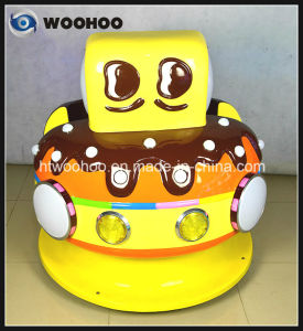 Amusement Park Chocolate Wobbler Swing Wag Coin Operated Machine pictures & photos