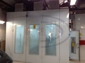 Automotive Spray Booth with Waterborne System pictures & photos