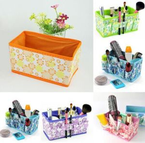 Print Clothes Accessories Foldable Storage Box pictures & photos