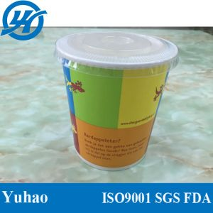 New Design 12oz Disposable Paper Ice Cream Cups pictures & photos