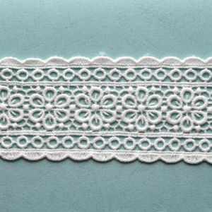 Fantastic and Latest Lace Trimming Embroidery Lace pictures & photos