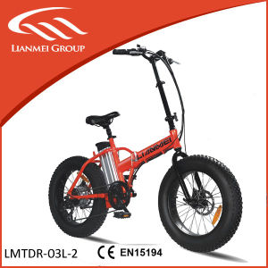 Hot Selling Fat E-Bike with Lithium Battery pictures & photos